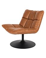 Draaifauteuil Lounge Chair Bar bruin