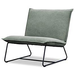 Lounge Fauteuil Elton Groen