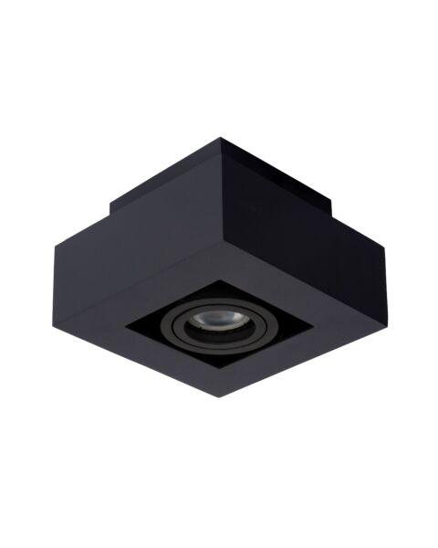 Plafondspot Xirax Zwart 1 Lichts