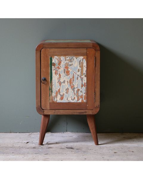 India Cabinet Hout Bruin