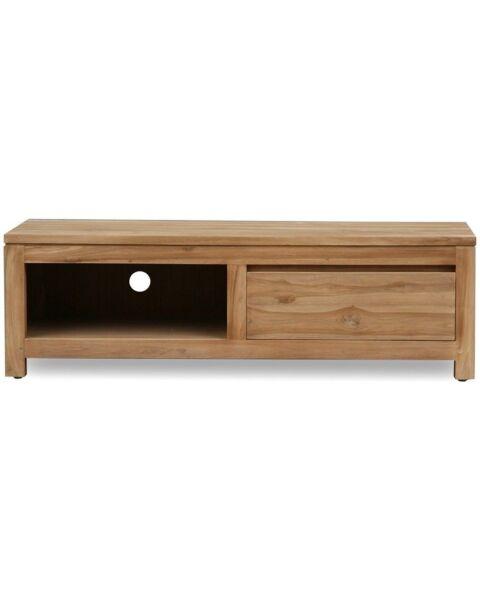 Teakhouten TV-meubel Nona 120