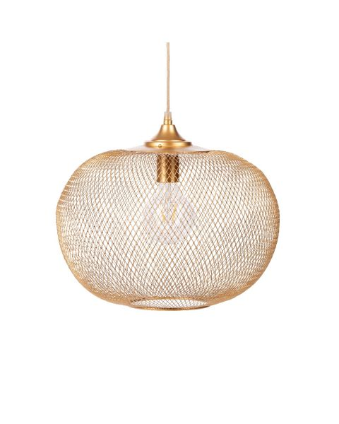 hanglamp indy goud