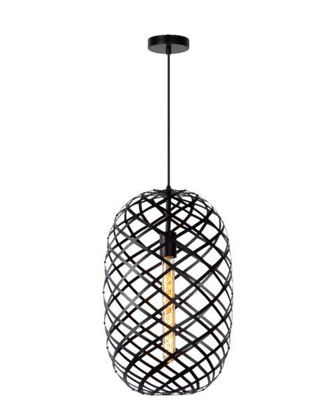 Trendy Hanglamp Wolf Zwart Ø 32 cm