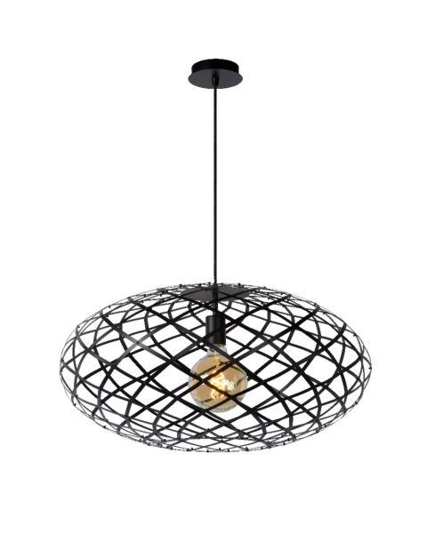 Trendy Hanglamp Wolf Zwart