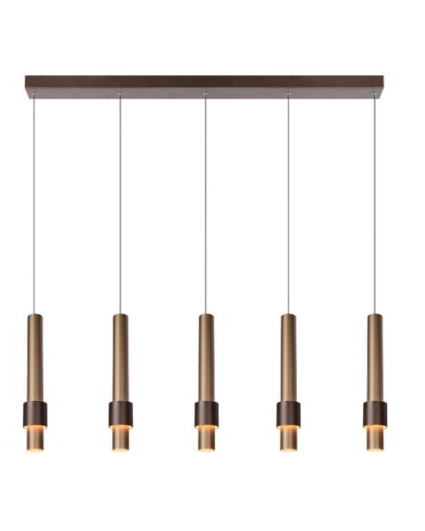moderne hanglamp 5 lichts