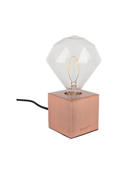 Zuiver Tafellamp Bolch Copper