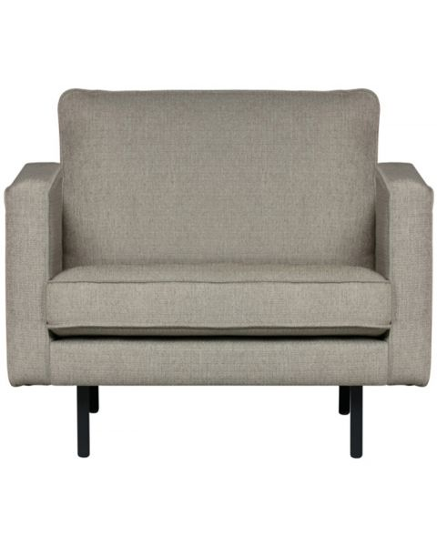 BePureHome Rodeo Stretched Fauteuil Nougat
