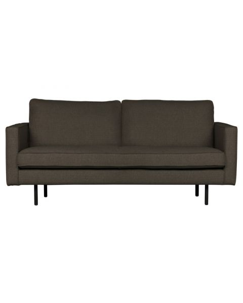 BePureHome Rodeo Stretched Bank 2,5-zits Warm Grey/brown