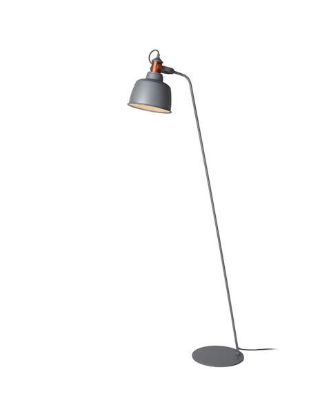 Scandinavische Vloerlamp Tjoll Grijs