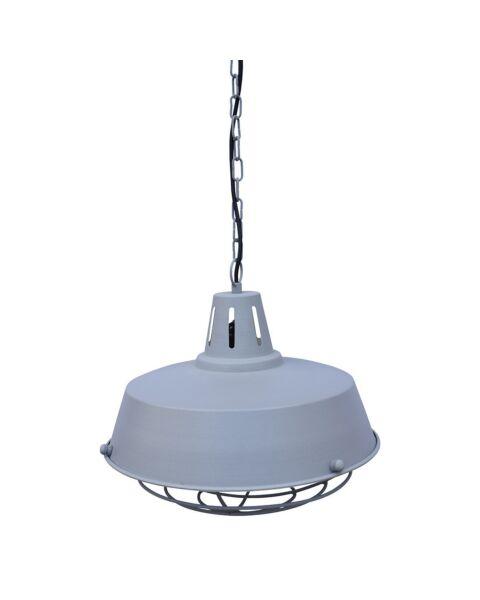 Industriële Hanglamp Prison Vintage Grey