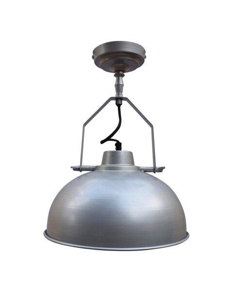 Industriële Plafondlamp Urban Antique Zink