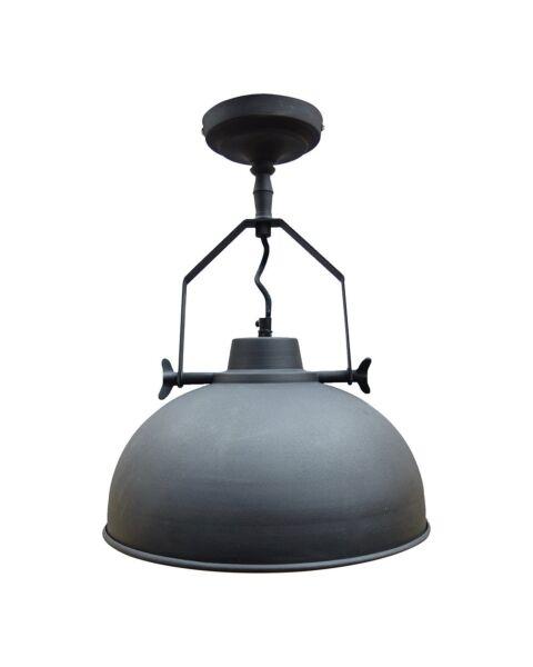 Industriële Plafondlamp Urban Black