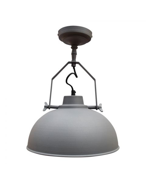 Industriële Plafondlamp Urban Vintage Grey
