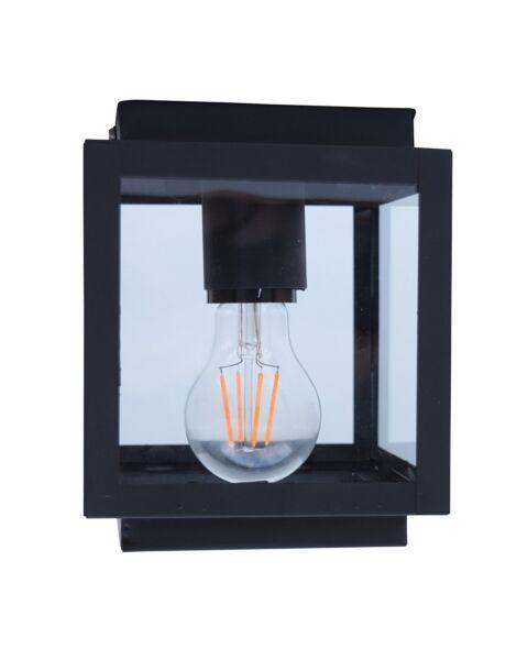 Wandlamp Loft Vintage Black