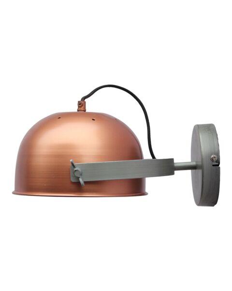 Industriële Wandlamp Retro Koper