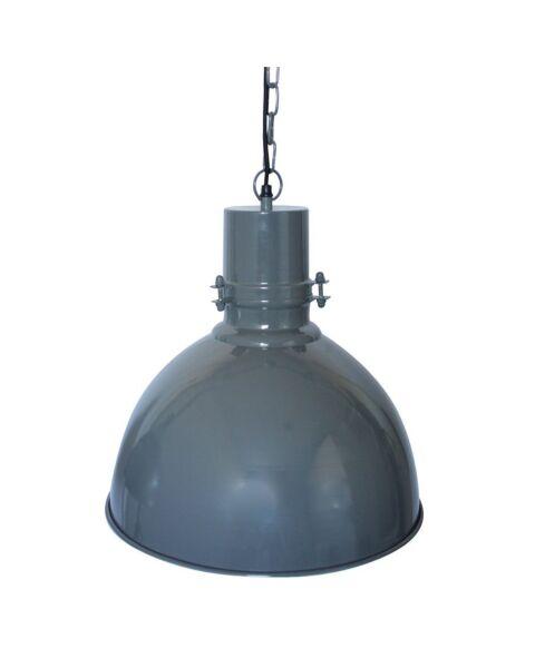 Industriële Hanglamp Dark Brass