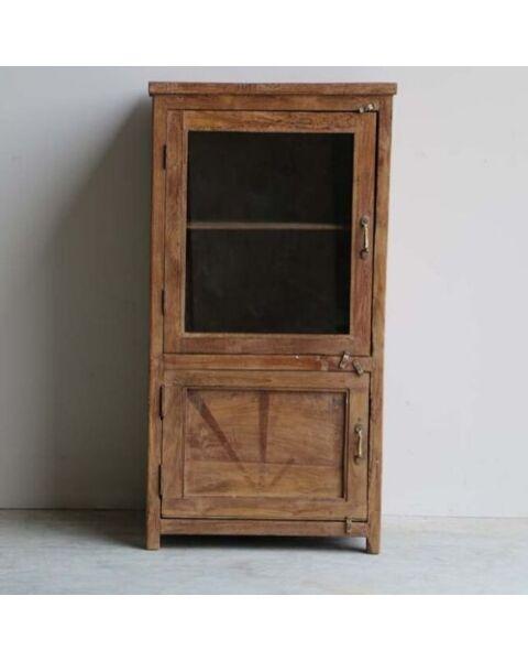 india houten kastje