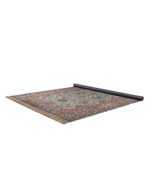 Dutchbone Bid Carpet (Old Green)