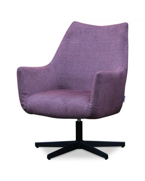 fauteuil paars