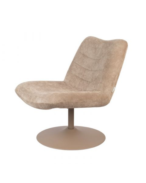 Zuiver Fauteuil Bubba Beige