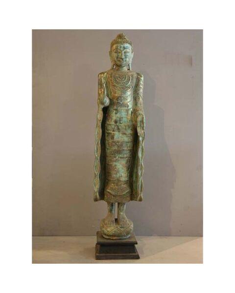 Buddha Big Standing Thailand
