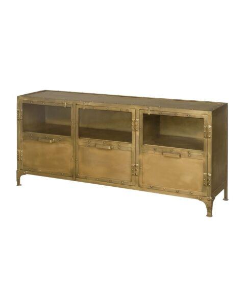 TV-dressoir goud renew | Zen Lifestyle