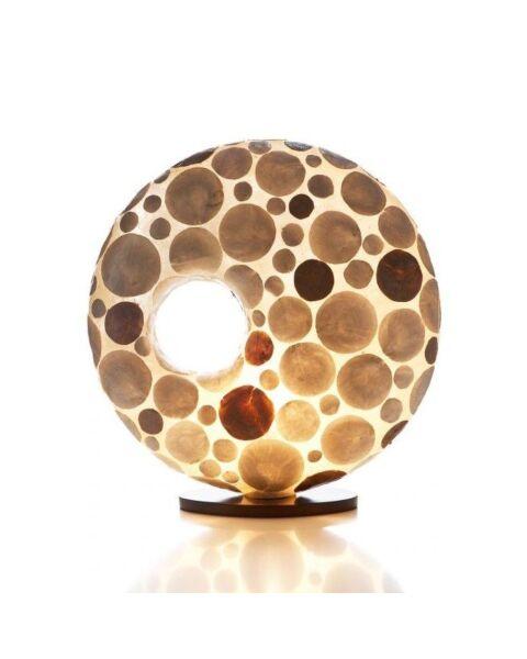 Coin White Gold Donut