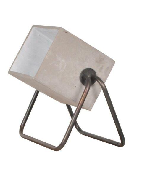 Tafel / Vloerlamp Concrete