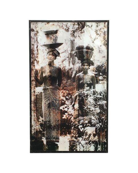 Kunstwerk Bali Groot