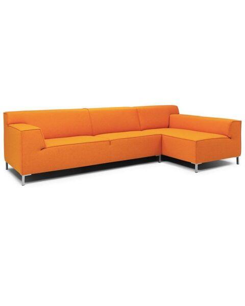 Moderne Hoekbank Salo Oranje