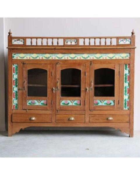 india dressoir van oud hout