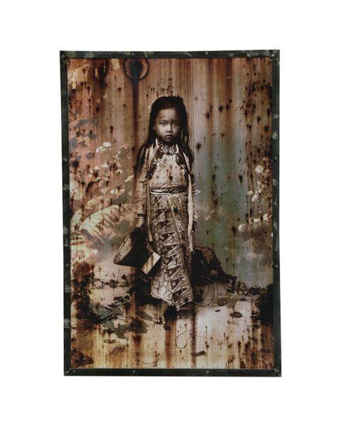 Kunstwerk Bali Girls