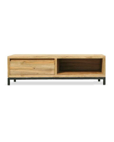 Teak TV-meubel Element 120cm