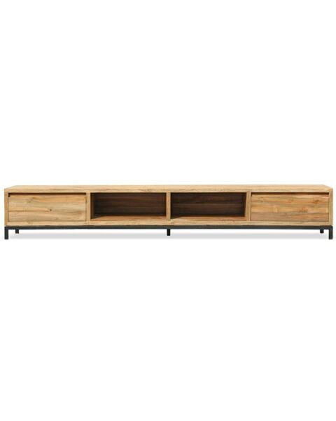 Teak TV-meubel Element 240cm