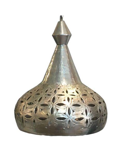 Hanglamp Silver Cone