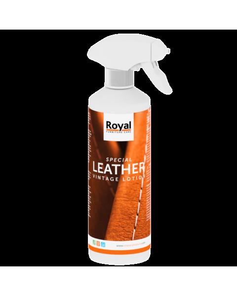 Onderhoudspakket Leather