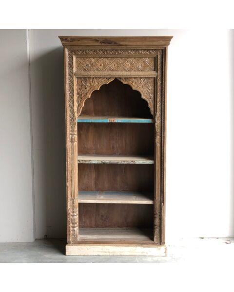 India Almirah Wooden Cabine | Zen Lifestyle