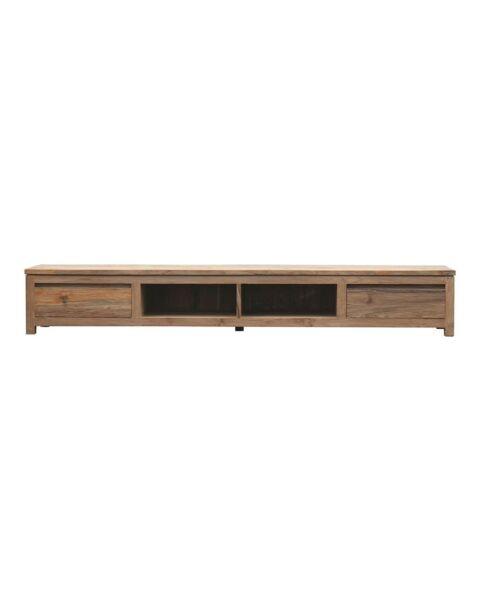 Tv-dressoir big B oud teak hout