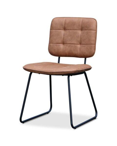 stoel zonder armleuning