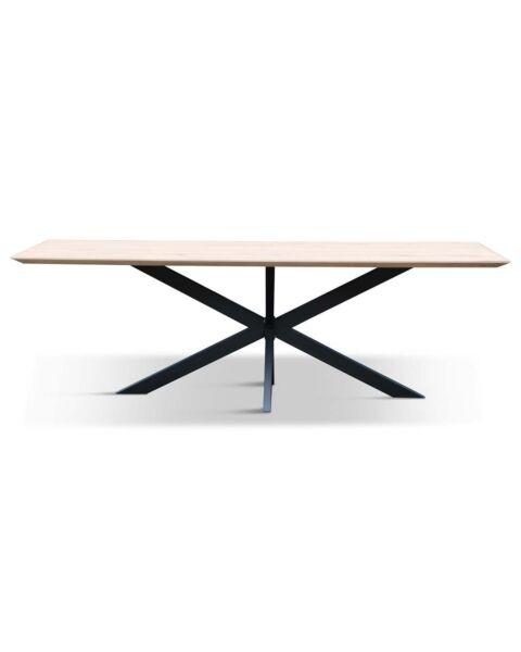 Design Eetkamertafel Eiken Joost