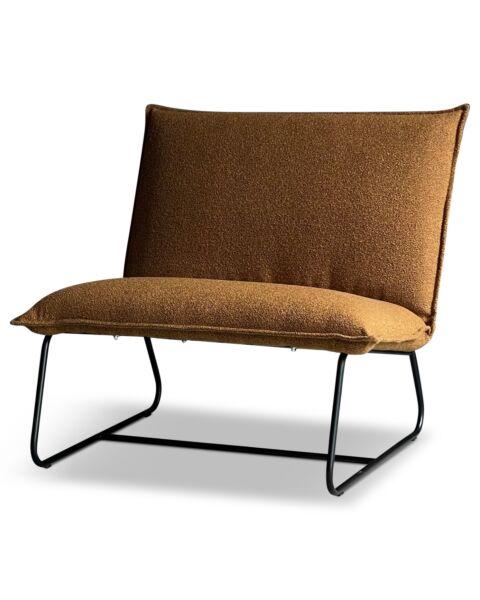 Lounge fauteuil Elton Bronze