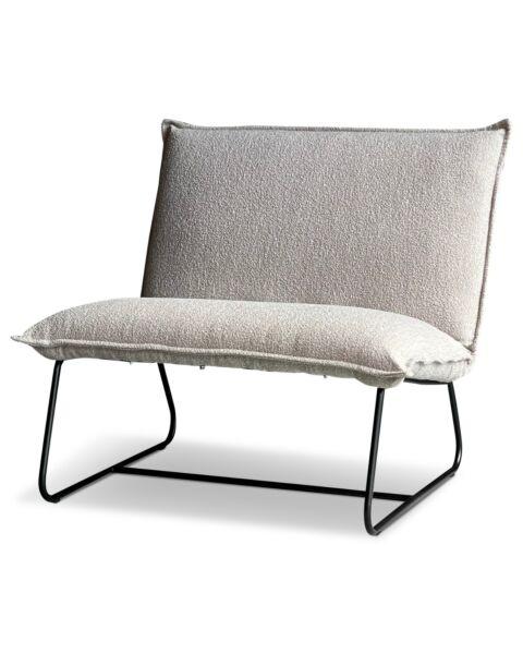 Lounge fauteuil Elton Sand