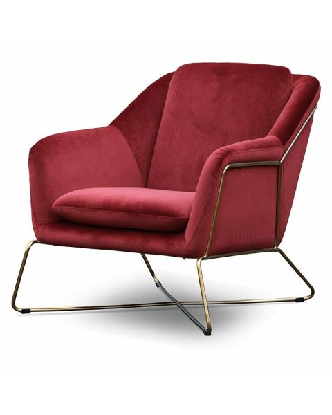 fauteuil rood