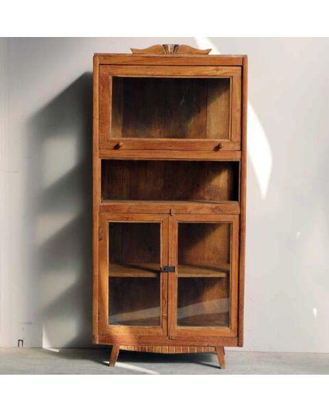 houten kast uit india