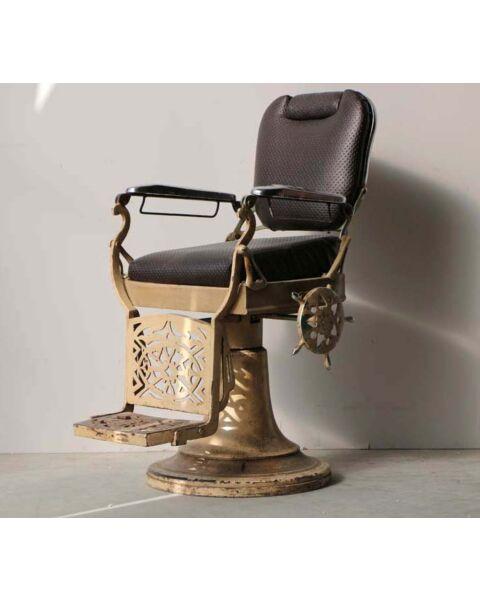 unieke barber stoel