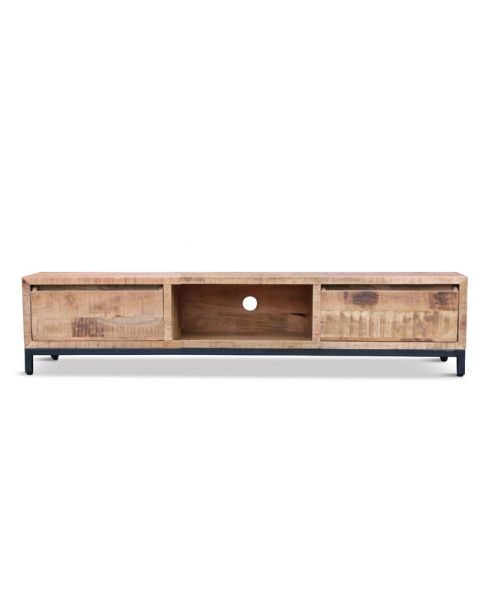 tv meubel mangohout 240cm