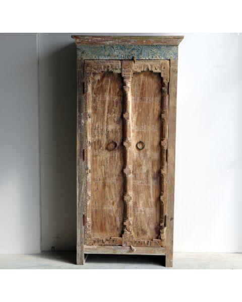 houten almirah kast