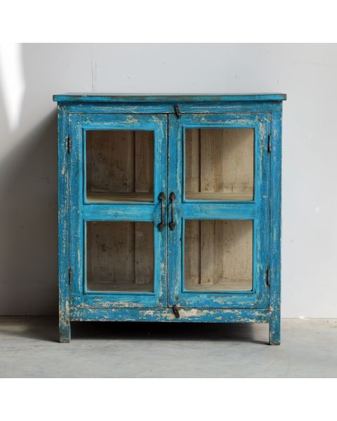 houten almirah kastje