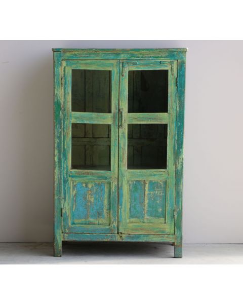 wandkast oud hout india