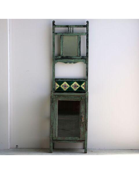 houten dressing cabinet
